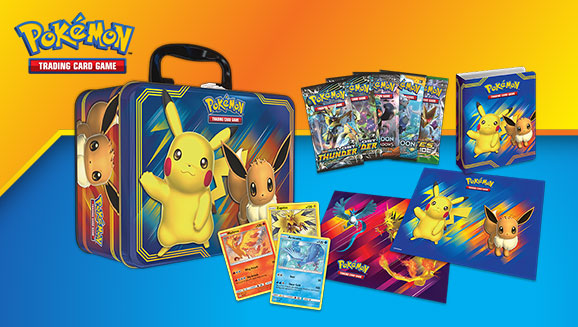 Pokémon TCG: Collector Chest (Fall 2018)