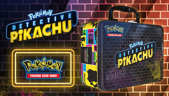 Pokémon TCG: <em>Detective Pikachu</em> Collector Chest