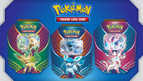 Pokémon TCG: Evolution Celebration Tin