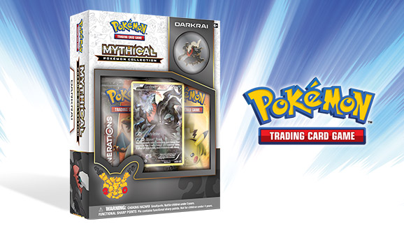 Pokémon TCG: Mythical Pokémon Collection—Darkrai