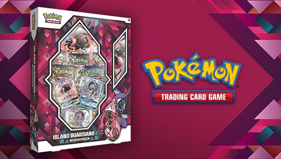 Pokémon TCG: Island Guardians <em>GX</em> Premium Collection