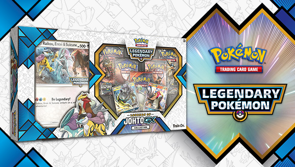 Pokémon TCG: Legends of Johto <em>GX</em> Collection