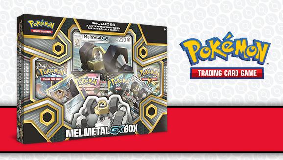 Pokémon TCG: Melmetal-<em>GX</em> Box