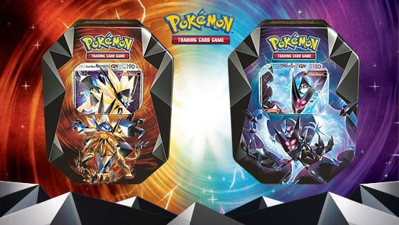 Pokémon TCG: Necrozma Prism Tin
