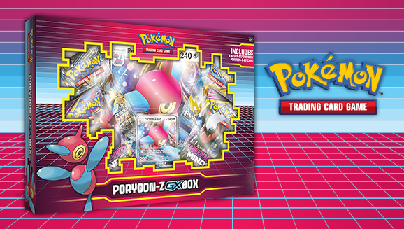 Pokémon TCG: Porygon-Z-<em>GX</em> Box