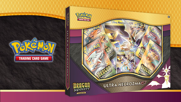 Pokémon TCG: <em>Dragon Majesty</em> Collection—Ultra Necrozma-<em>GX</em>