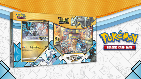 <em>Dragon Majesty</em> Legends of Unova <em>GX</em> Collection