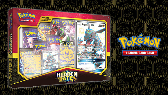 Pokémon TCG: <em>Hidden Fates</em> Premium Powers Collection