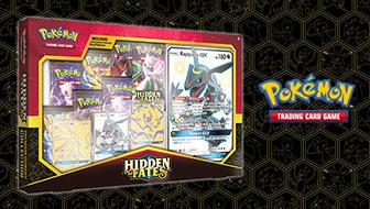 A Fateful Collection of Celestial Pokémon