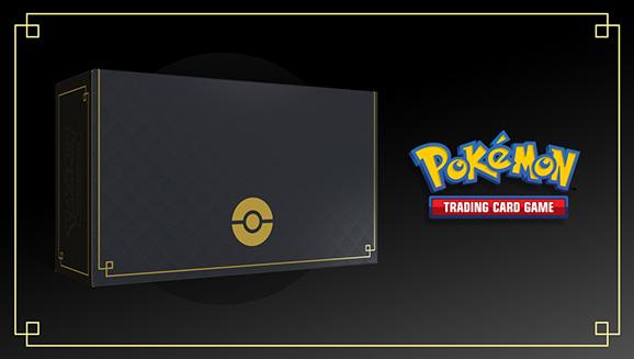 Pokémon TCG: <em>Sword & Shield</em> Ultra-Premium Collection—Zacian & Zamazenta
