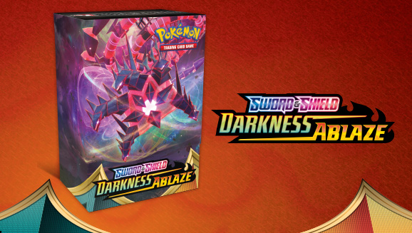 Pokémon TCG: <em>Sword & Shield—Darkness Ablaze</em> Build & Battle Box