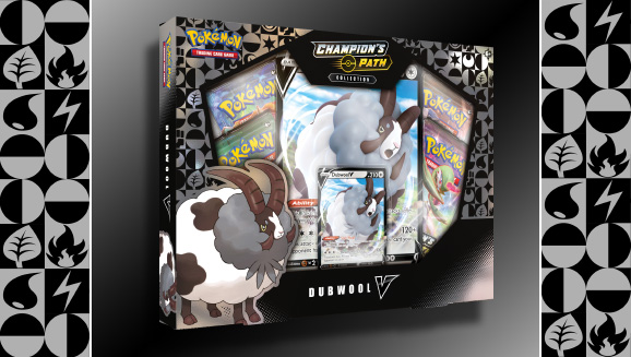 Pokémon TCG: <em>Champion's Path</em> Collection—Dubwool V