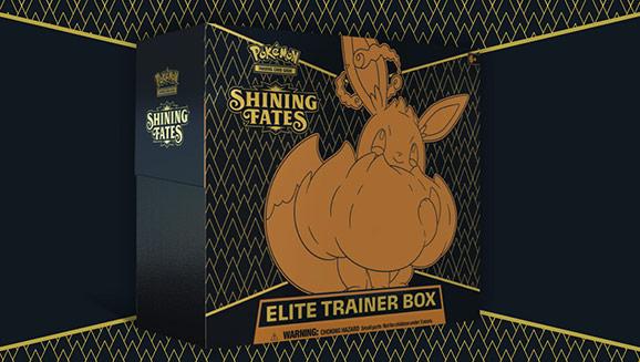 <em>Shining Fates</em> Elite Trainer Box