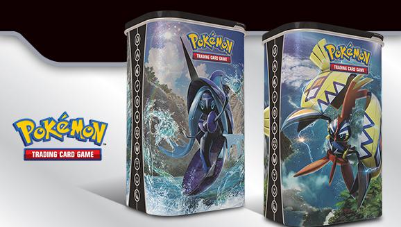 Pokémon TCG: Deck Shield (Tapu Koko & Tapu Fini)