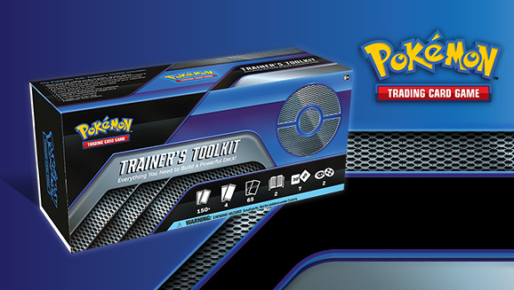Pokémon TCG: Trainer's Toolkit
