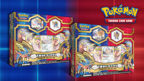 Pokémon TCG: True Steel Premium Collection