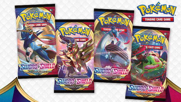 Pokémon TCG: <em>Sword & Shield</em>