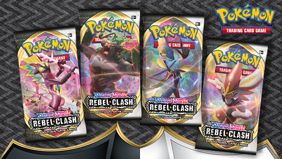 Pokémon TCG: <em>Sword & Shield—Rebel Clash</em>