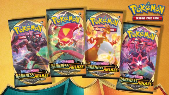 Pokémon TCG: <em>Sword & Shield—Darkness Ablaze</em>