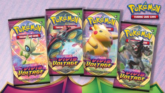 Pokémon TCG: <em>Sword & Shield—Vivid Voltage</em>