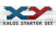 XY—Kalos Starter Set