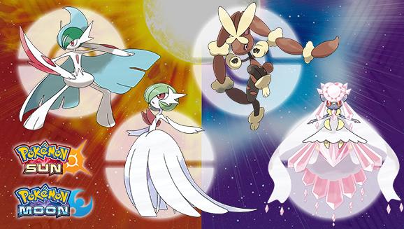 Mega Stones Make Cute Pokémon Powerful!