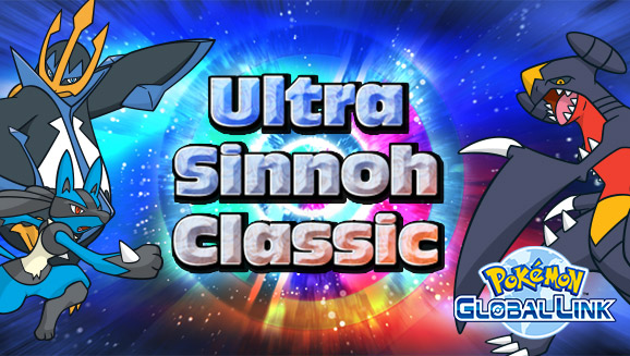 Register Now for the Ultra Sinnoh Classic Online Competition