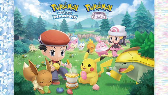 Learn More about This Reimagined Sinnoh Region Adventure!