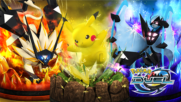 Pokémon Duel Receives a Massive Z-Powered Update