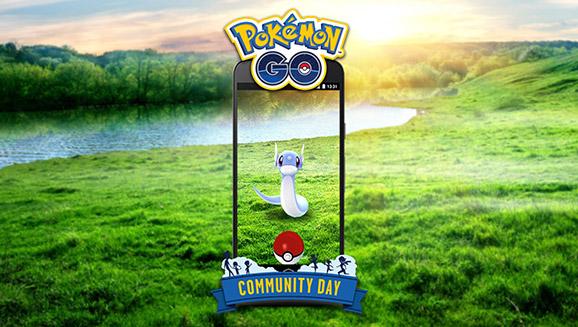 Dratini Takes Center Stage on Pokémon GO Community Day