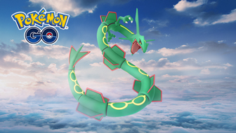 Rayquaza Returns to Pokémon GO Raid Battles