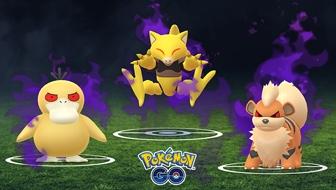 More Shadow Pokémon Arrive in Pokémon GO