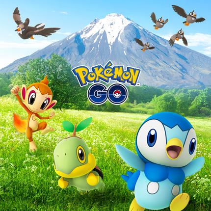Get Out and GO Sinnoh