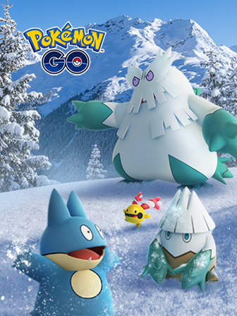 Winter Wonders in Pokémon GO