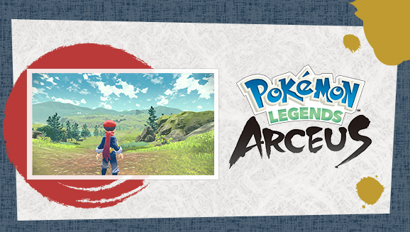 Explore the Sinnoh of the Past with Pokémon Legends: Arceus