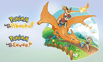 A Closer Look at the New Pokémon RPG for Nintendo Switch