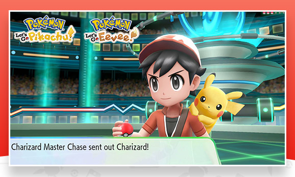 New Master Trainers Appear on Nintendo Switch!