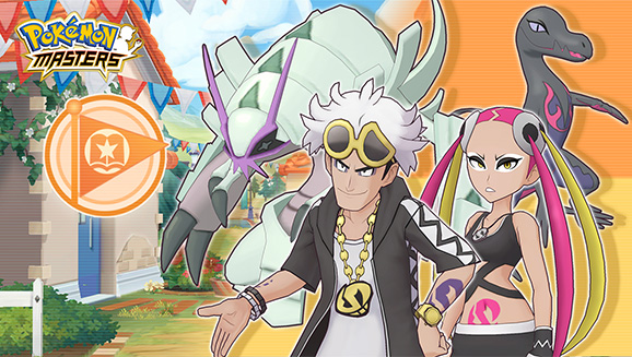 Team Skull Crashes into Pokémon Masters
