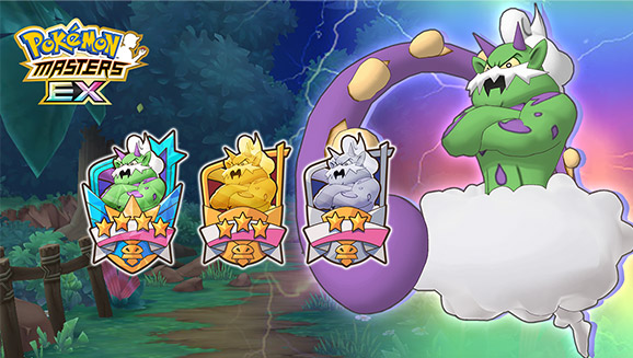 Tornadus Storms into Pokémon Masters EX's Legendary Arena