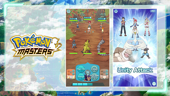 New Pokémon Masters Trailer and Details Revealed