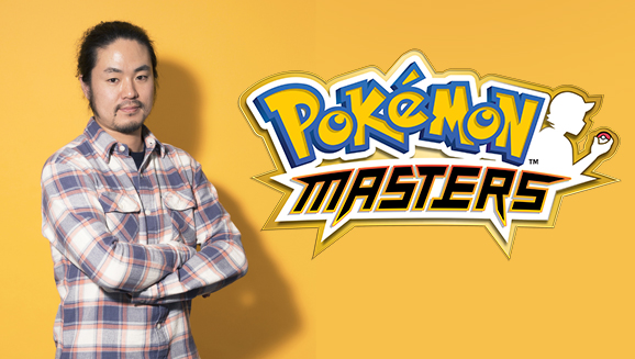 We Chat with Producer Yu Sasaki about Pokémon Masters