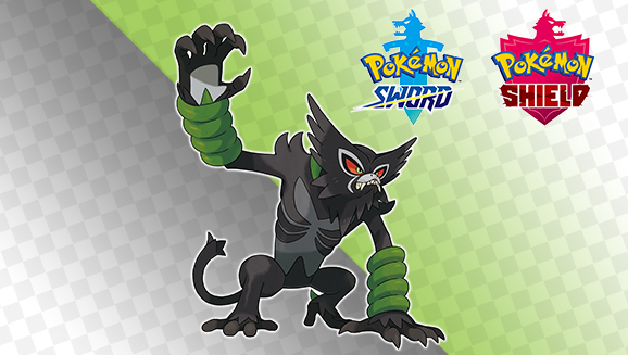 The Mythical Pokémon Zarude Has Been Discovered