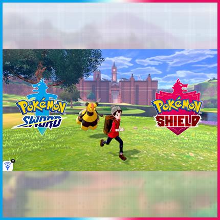 Go Wild in Pokémon Sword and Pokémon Shield