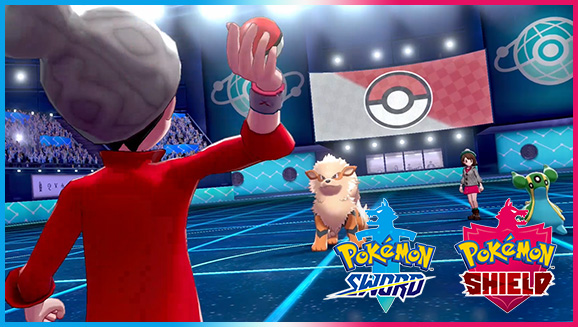 New Twists to Battles in the Galar Region