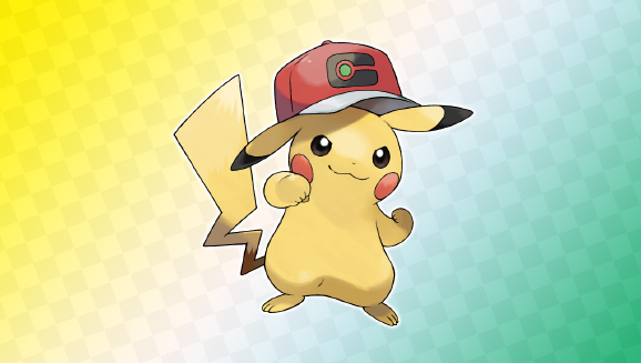 Continue Your Journey with World Cap Pikachu