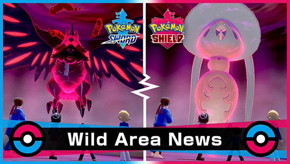 Fly High with Pokémon Sword and Pokémon Shield Max Raid Battles