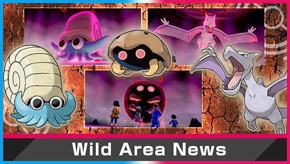 Fossil Pokémon Fuel the Fun for Fierce Max Raid Battles