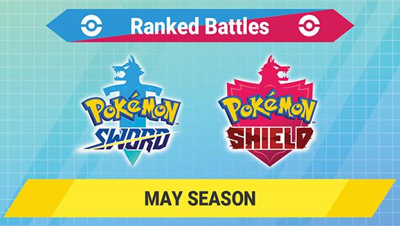 Prove Your Pokémon Battling Expertise in the Ranked Battles May 2021 Season (Season 18)
