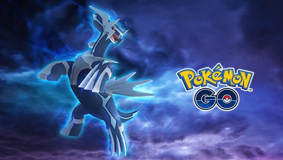 Dialga Pokémon GO Raid Battle Strategy
