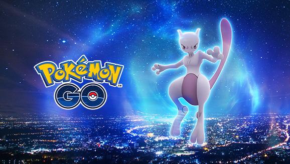 Mewtwo Pokémon GO Raid Battle Strategy